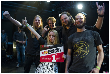 Eve's Fall wint finale Band Boost 2013