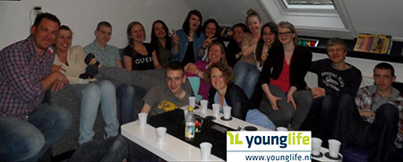 YoungLife naar de USA
